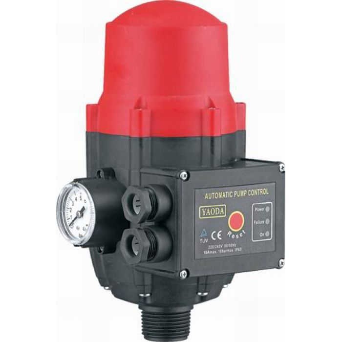 Automatic Pump Control Hydraulic Electronic Pressure Switch