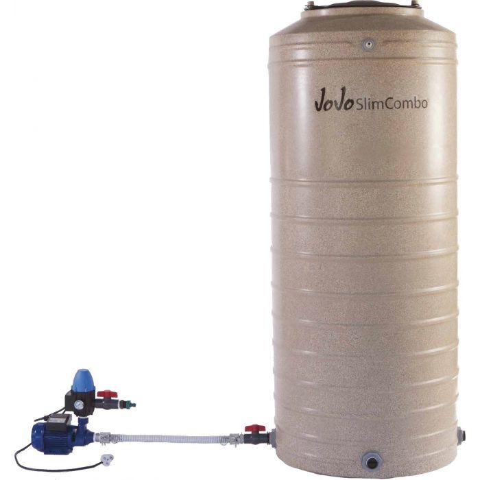 JoJo Slimcombo Water Tank 750LT with Pump Kit