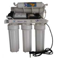 Reverse Osmosis with Pump